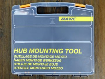 MAVICホイールのメンテナンスはお任せあれ!