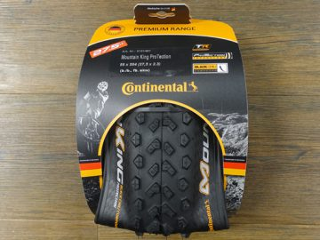こんなんいかがでしょ?CONTINENTAL Mountain King ProTection