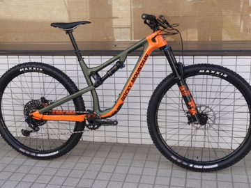 近日納車!2018 Rocky Mountain Instinct Carbon 70
