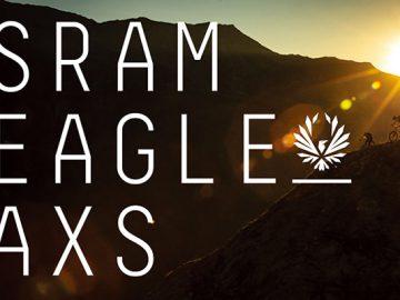 こんなんいかがでしょ?SRAM AXS 電動ワイヤレスコンポーネント