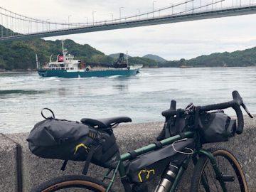 休日暇人サイクリング倶楽部 しまなみ海道 Day 1