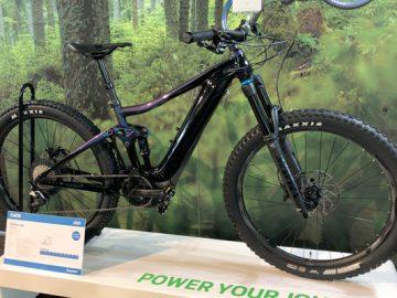 2020 GIANT展示会 e-Bike!