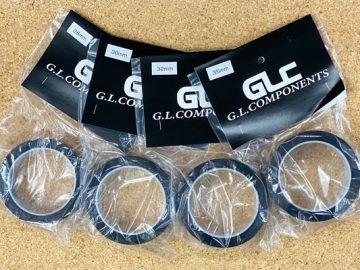 こんなんいかがでしょ?GLCチューブレス用リムテープ&バルブ
