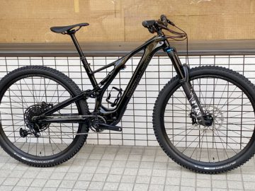 試乗準備が整いました!SPECIALIZED TURBO LEVO SL Comp Carbon