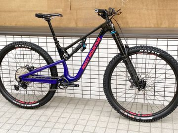 在庫あります!2021RockyMountain Altitude C50 (BLK/PPL)