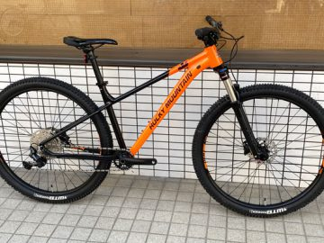 2021 RockyMountain FUSION 30 完売しました!